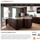 Fixed Price Kitchens Website